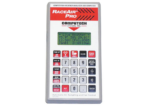 Computech RaceAir Pro Portable Weather Station 1000