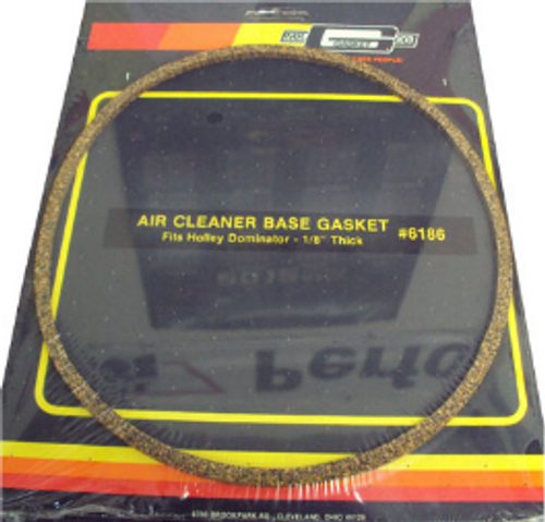 Mr. Gasket Air Cleaner Gasket 6186