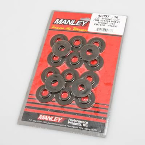 Manley Valve Spring Cups and Locators 42426-16