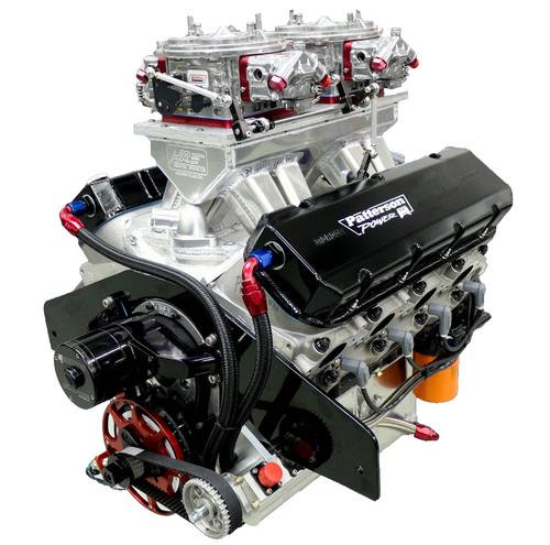Pro Street 565/582/598 Engine - Sheet Metal Manifold