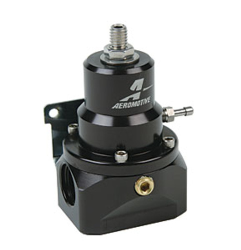 Aeromotive 13212 - 2-Port Adjustable Bypass Fuel Pressure Regulator