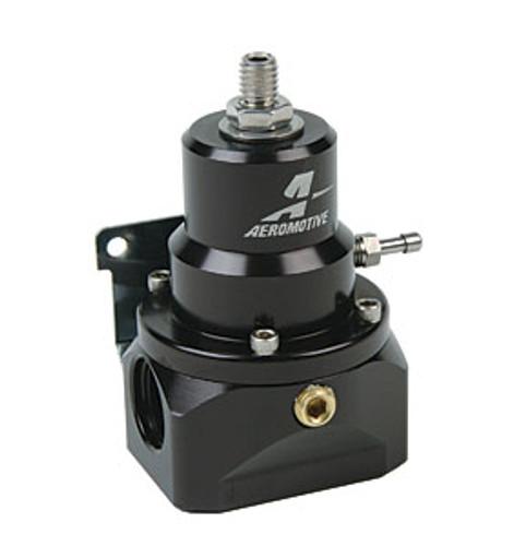 Aeromotive 13212 - 2-Port Adjustable Bypass Fuel Pressure Regulator
