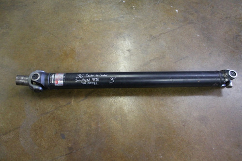 "3"" Diameter 4130 Steel Driveshaft (Used)"