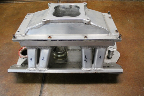 Used HRE Sheet Metal Manifold