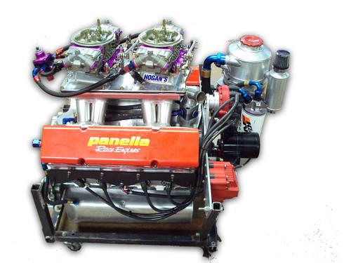SBC 271ci PANELLA ENGINE