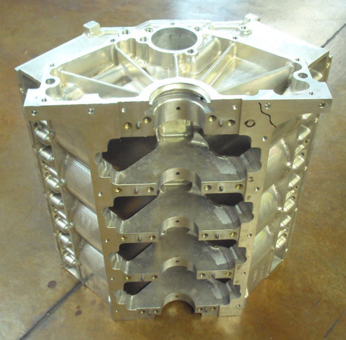New Dart Billet Hemi Head Block