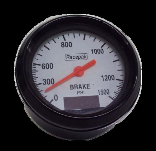 Racepak -  Brake Gauge 0-1500 -Used