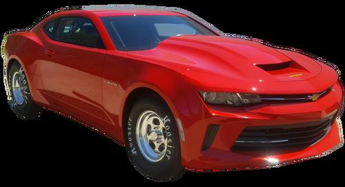 RED 2016 COPO 350 SC CAMARO