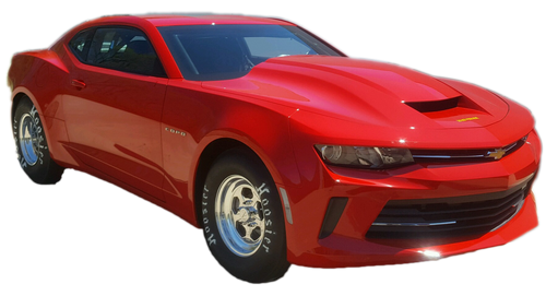 RED 2016 COPO 350 SC CAMARO