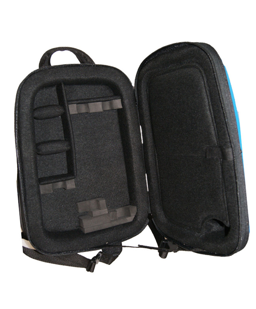 TM Compact Dbl. Clarinet Case