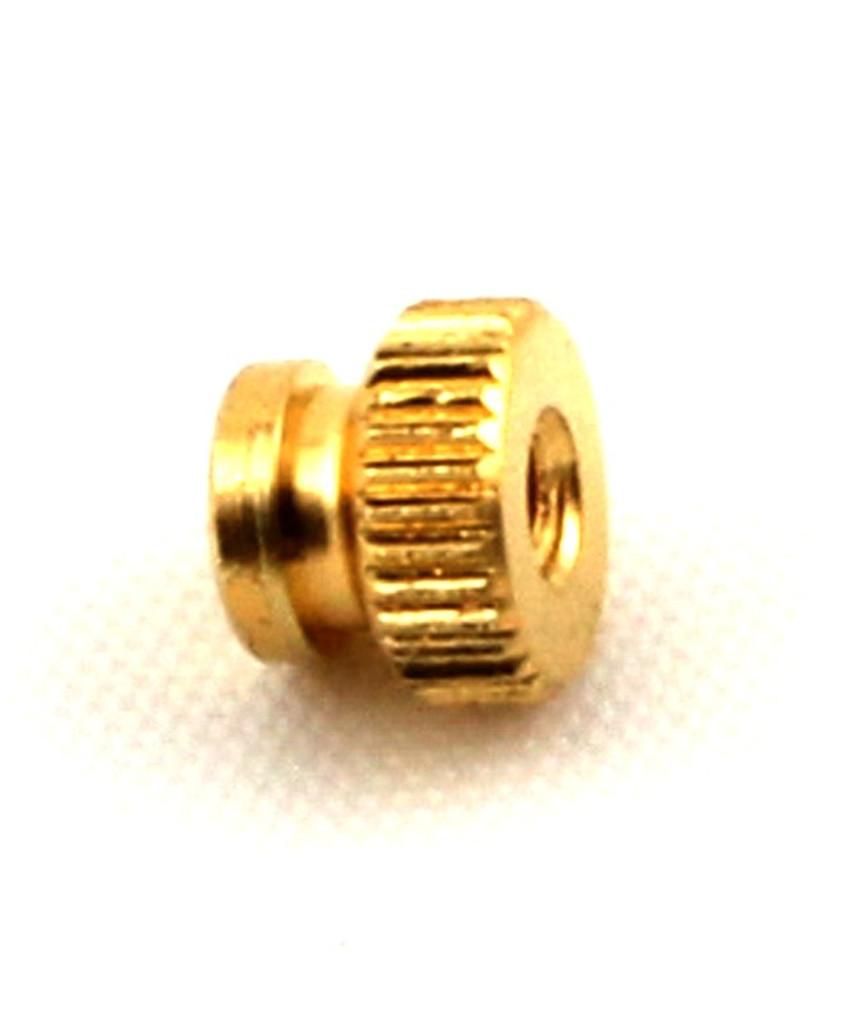 Bach Stop Nut, Gold