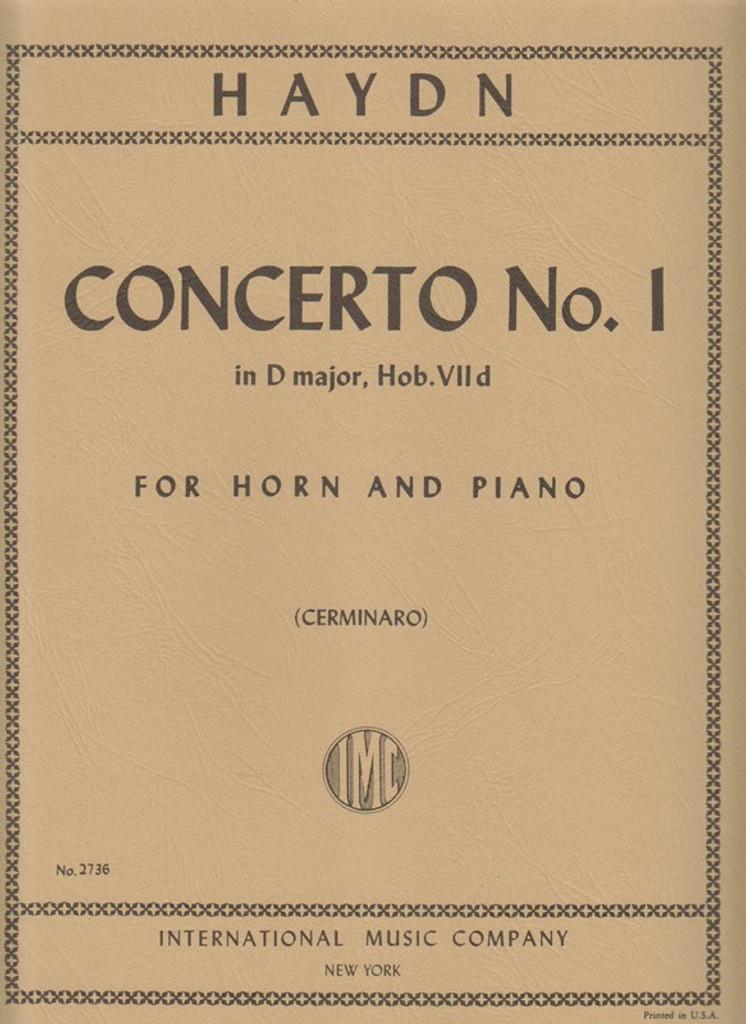 Haydn, Concerto No. 1
