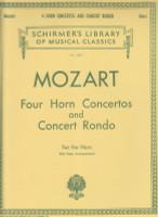 Mozart, 4 Horn Concertos