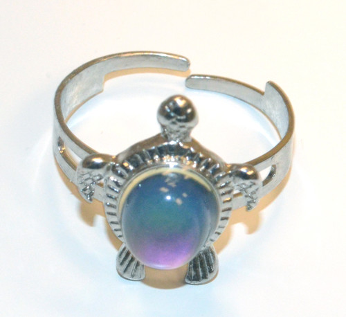 Sea Turtle Mood Ring