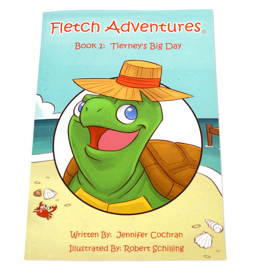 Fletch Adventures Chapter Book