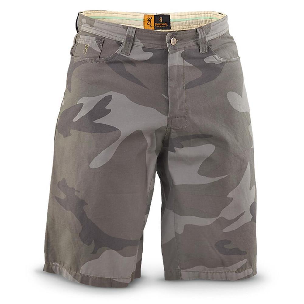 Browning Olympus Shorts In Desert Camo