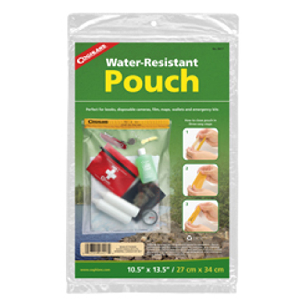 "Coghlans Waterproof Pounch, 10.5"" x 13.5"""