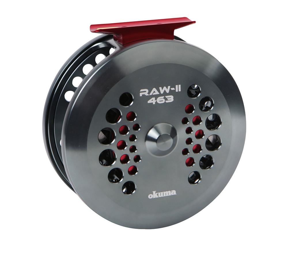 Okuma Raw-II 463 Mooching Reel
