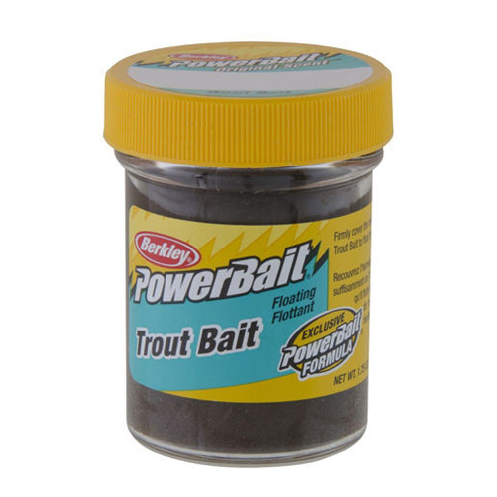PowerBait Original Scent Trout Bait, 50 g In Hatchery Pellet