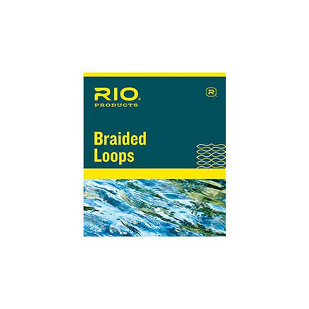 Rio Braided Loops #3-#6, 4 pk