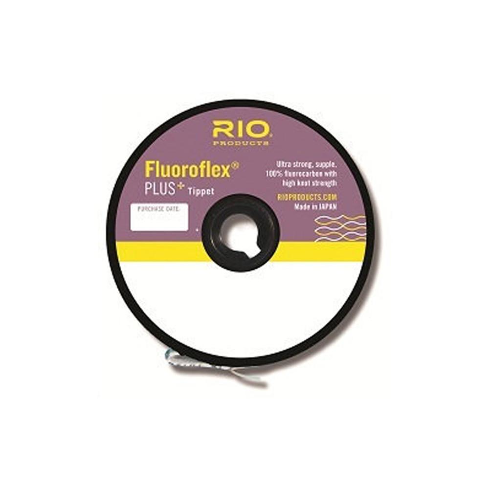 Rio Fluoroflex Plus Tippet, 30 yd