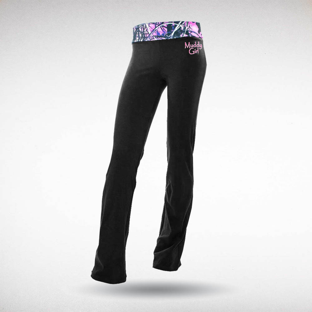 Moonshine Attire Muddy Girl Yoga Pant