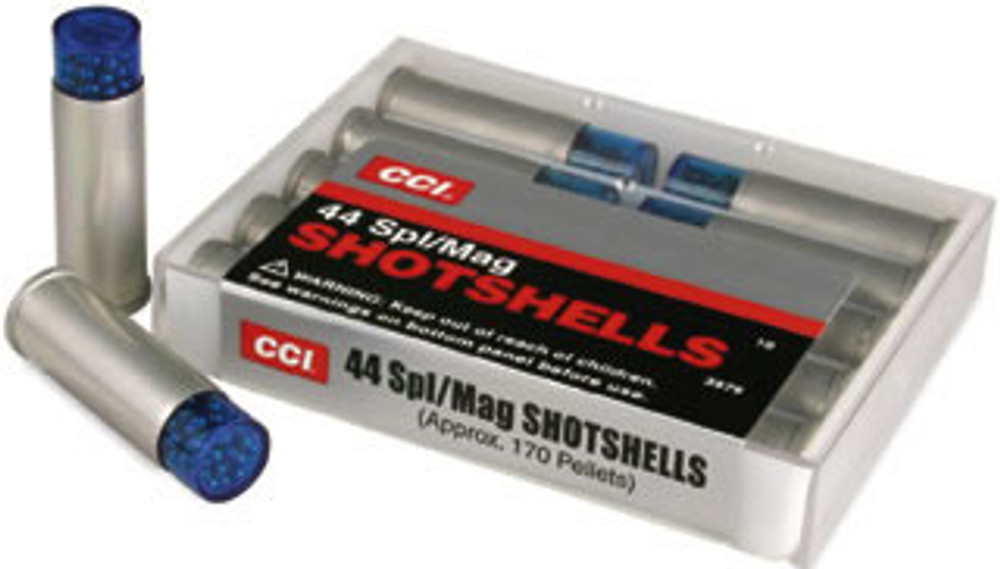 CCI Shotshell, 9 mm Luger, #12 Shot