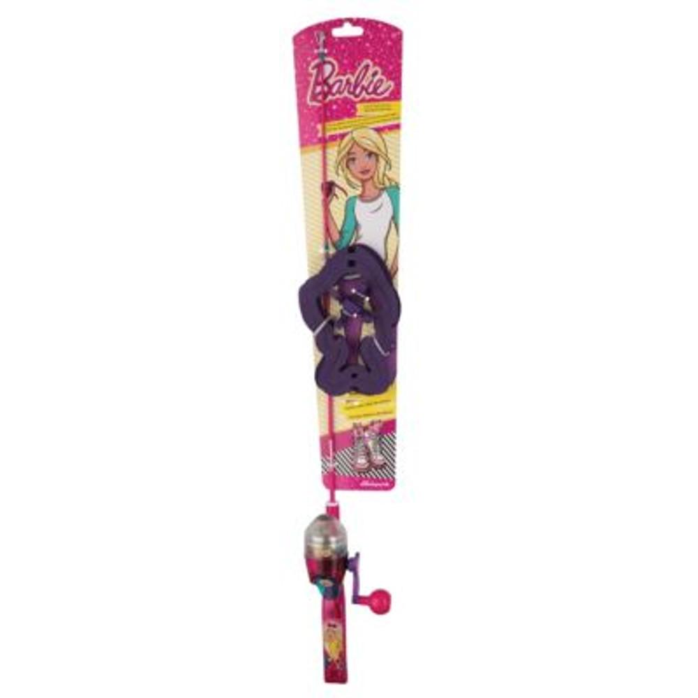 Shakespeare Barbie Lighted Spin Kit