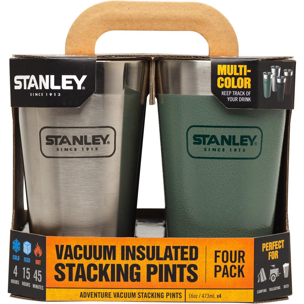 Stanley Stacking Vacuum Pint 4 pk, 16 oz