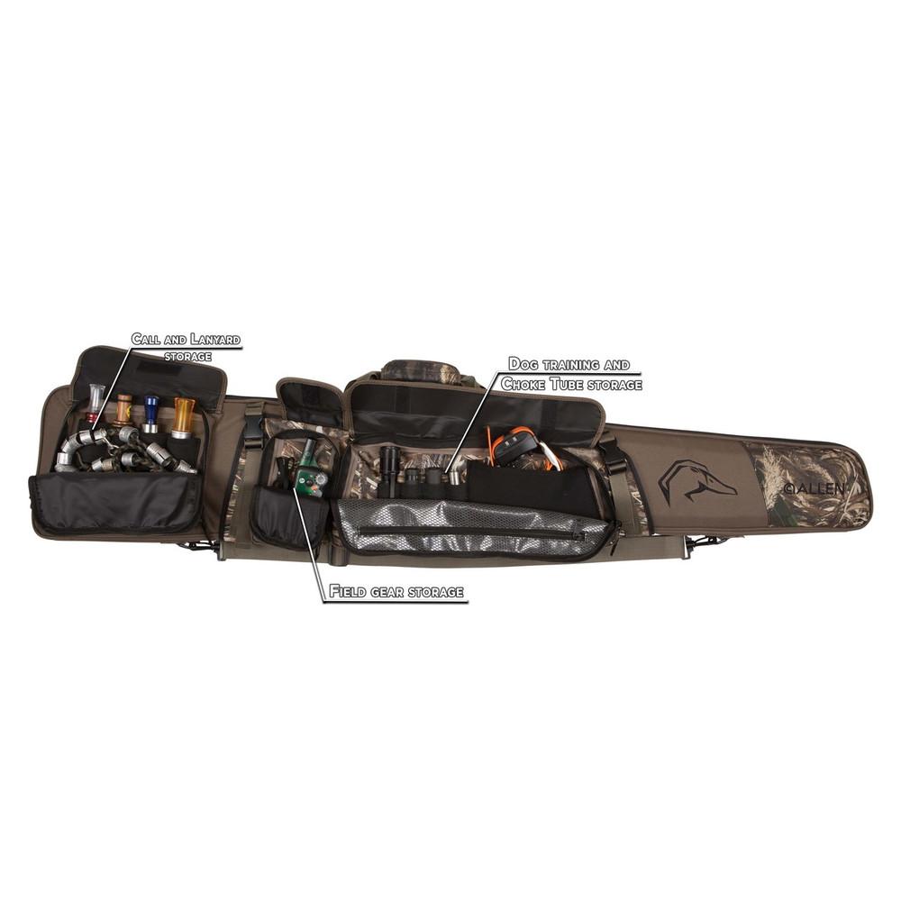 """Allen Gear-Fit Pursuit Pursuit Punisher Shotgun Case, 52"""""""