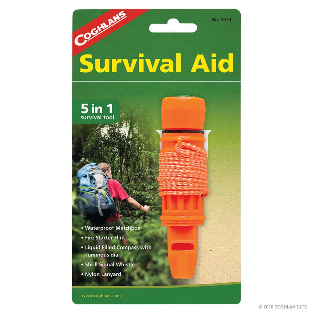 Coghlans Survival Aid, 5-in-1