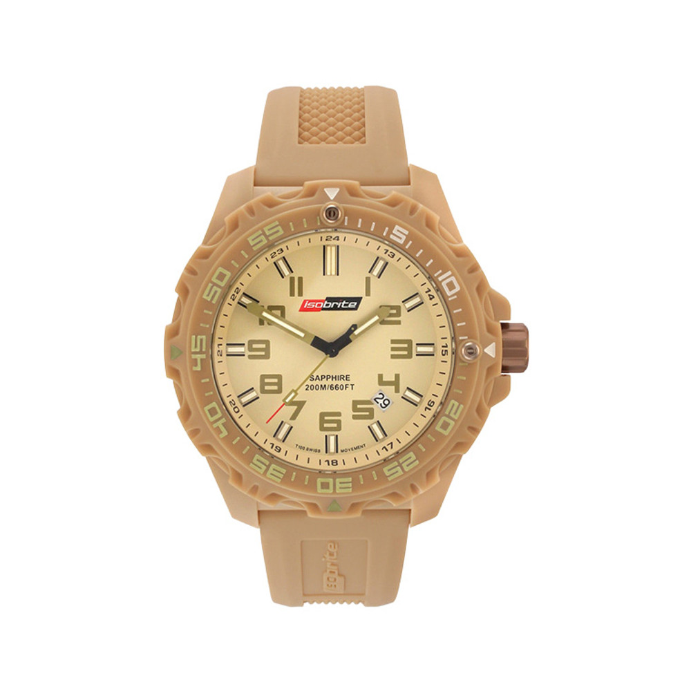 Isobrite Valor Series - Tan Dial