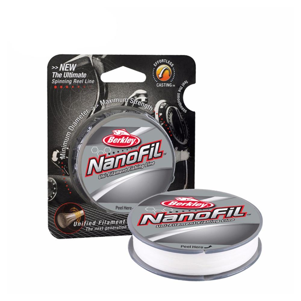 Berkley NanoFil, Clear Mist, 150 yd