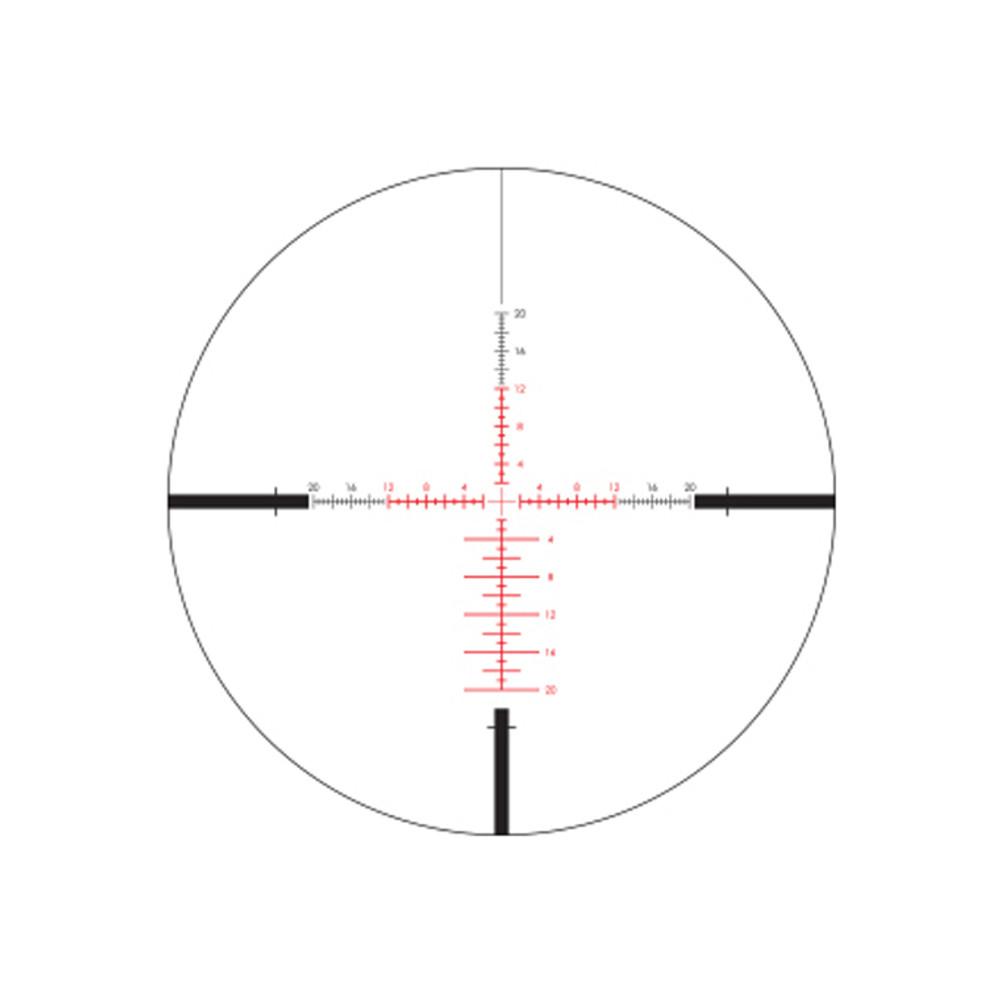 EBR-4 Reticle (MOA)