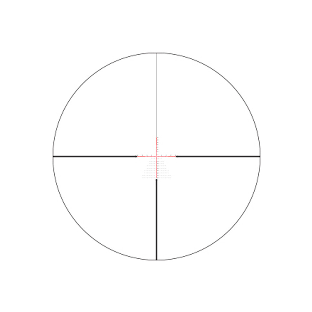 EBR-2C Reticle (MOA)