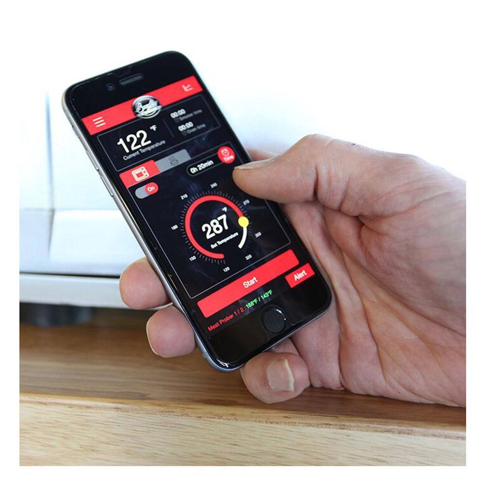 Bradley Smart Smoker App Control