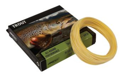 Airflo Trout, Ridge Tactical, WF 6, Floating, Clear