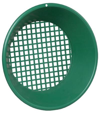 "Garrett 14"" Sifter/Classifier, Green"