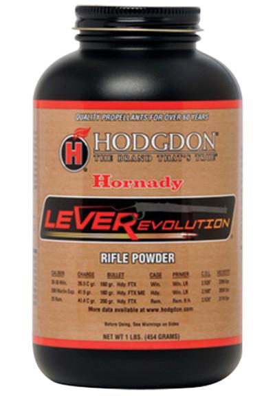 Hodgdon LeverEvolution Rifle Powder, 1 lb