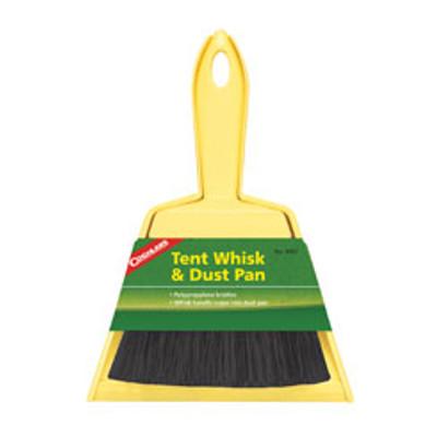 Coghlans Tent Whisk & Dust Pan