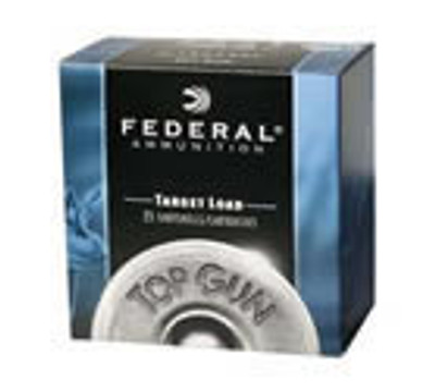 "Federal Top Gun Target Load, 12 Ga, 2.75"", #7.5"