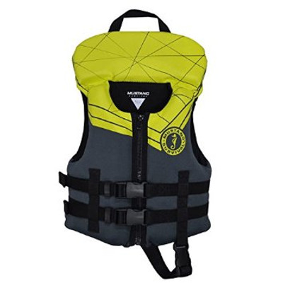 Mustang MV1117 Youth's Life Vest, Neoprene