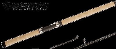 "Shimano Convergence M, Salmon/Steelhead, 2 pc, 10'6"", Medium-Heavy"