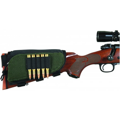 Allen Deluxe Buttstock Shell & Acces. Pouch
