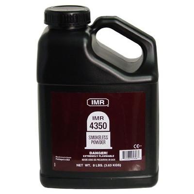 IMR 4350 Rifle Powder, 8 lb