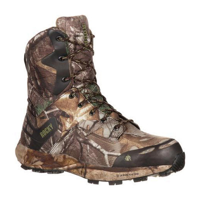 Rocky Broadhead Waterproof 400G Insulated Outdoor Boot - Exterior View