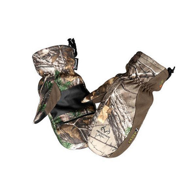 Rocky ProHunter Insulated Zip Finger Hunting Mittens