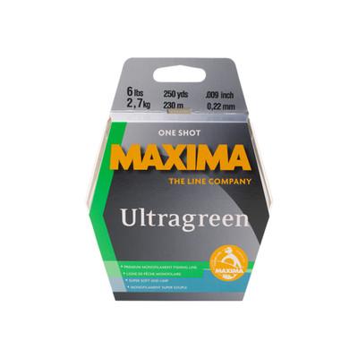 Maxima Ultragreen Monofilament Line