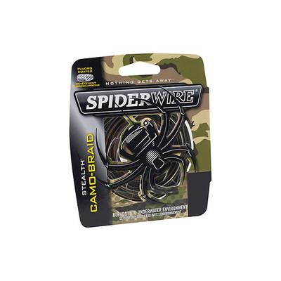 Spiderwire Stealth Camo-Braid