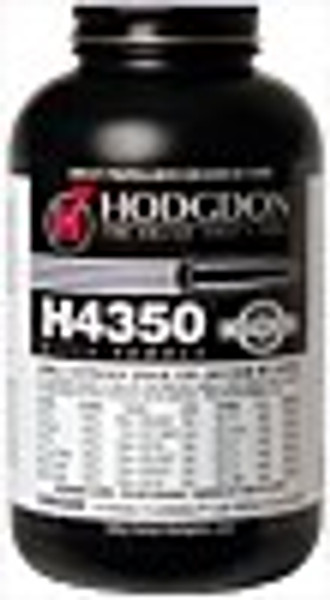 Hodgdon H4350 Rifle powder, 1 lb